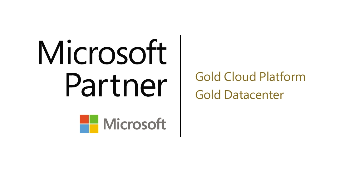 Microsoft Gold Partner 2017